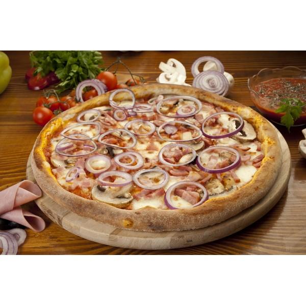 Pizza Bacon comenzi online Braila