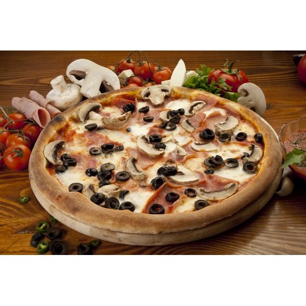 Pizza Capriciosa comenzi online Braila