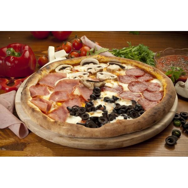 Pizza Quattro Staggioni comenzi online Braila
